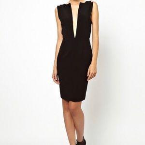 Solace London Plunge Dress